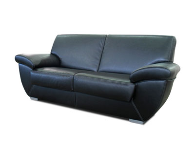 Canap conforama canap convertible 3 places consul coloris noir prix 599 0 - Canape convertible 3 places conforama ...