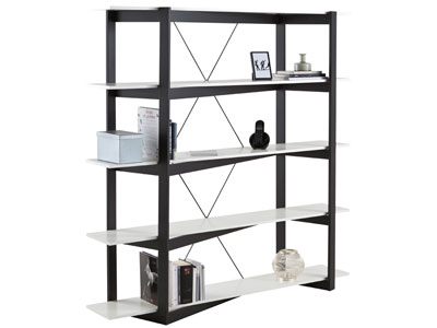 biblioth que pas cher conforama biblioth que fairmont prix 99 50 euros ventes pas. Black Bedroom Furniture Sets. Home Design Ideas