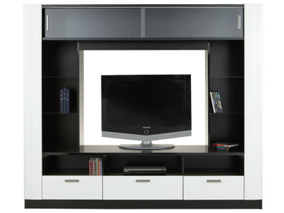 soldes meuble tv conforama meuble tv contraste ventes. Black Bedroom Furniture Sets. Home Design Ideas