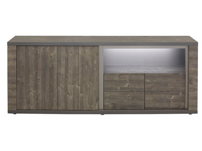 promo buffet conforama buffet maya prix ventes pas. Black Bedroom Furniture Sets. Home Design Ideas