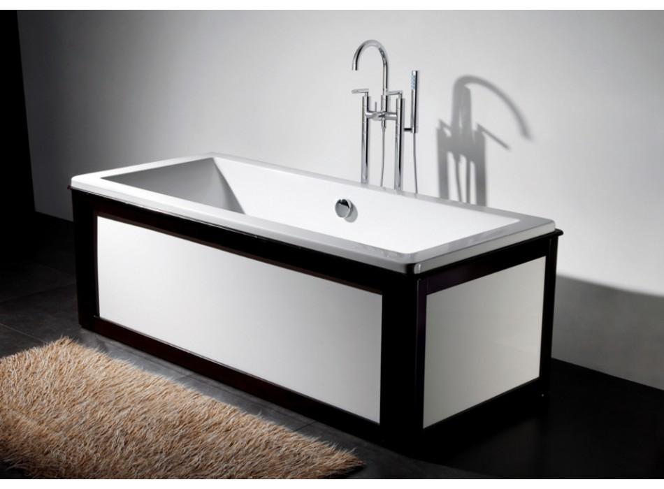 Promo baignoire vente unique baignoire lot celesta prix 519 00 euros ven - Baignoire ilot discount ...