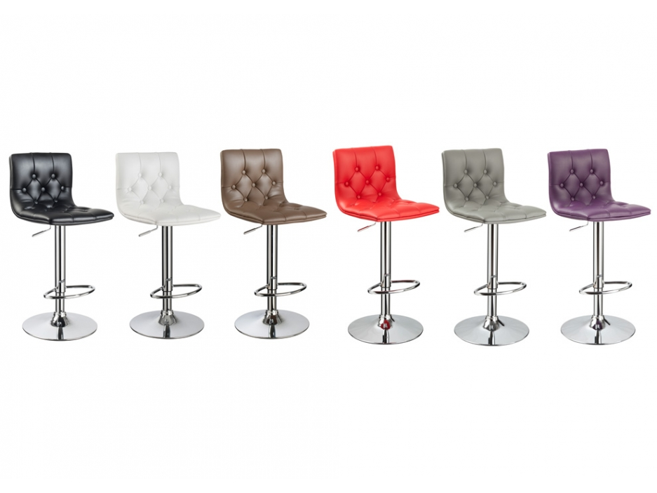 tabouret de bar pas cher vente unique lot de 2 tabourets de bar marlone prix 89 00 euros. Black Bedroom Furniture Sets. Home Design Ideas