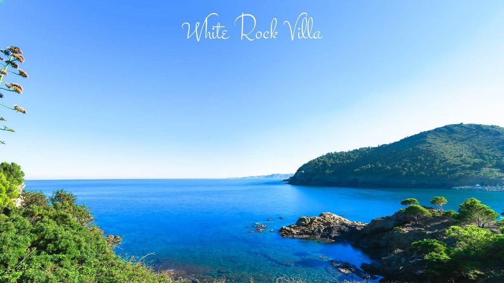 Abritel Location Espagne Colera - Maison face à la mer - Vues spectaculaires sur la mer et la piscine