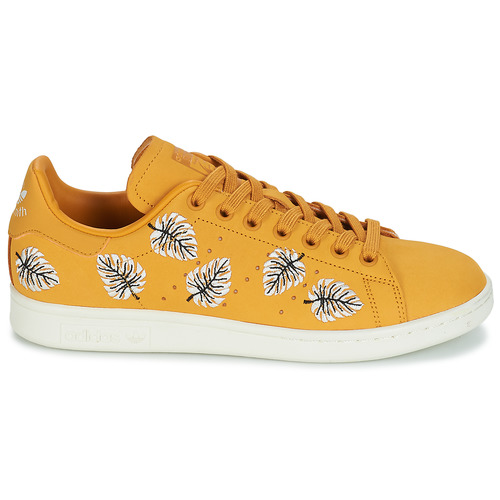 Adidas Originals STAN SMITH W Baskets Basses Jaune