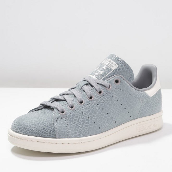 brand new 3097a cf99d Adidas Originals STAN SMITH Baskets basses light onix chalk white - Baskets  Femme Zalando - Ventes-pas-cher.com
