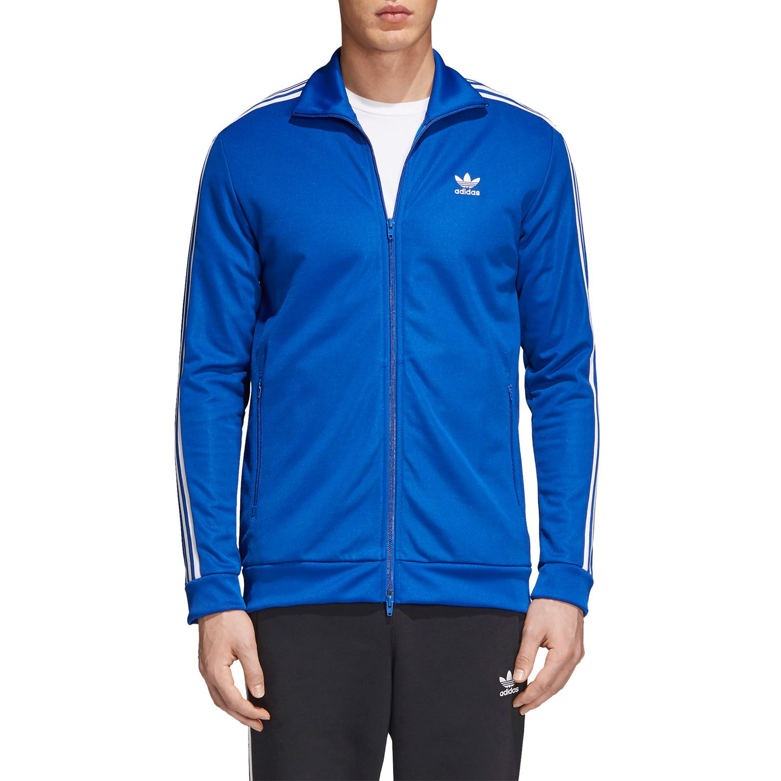 Adidas Originals Beckenbauer Veste de survêtement bleu