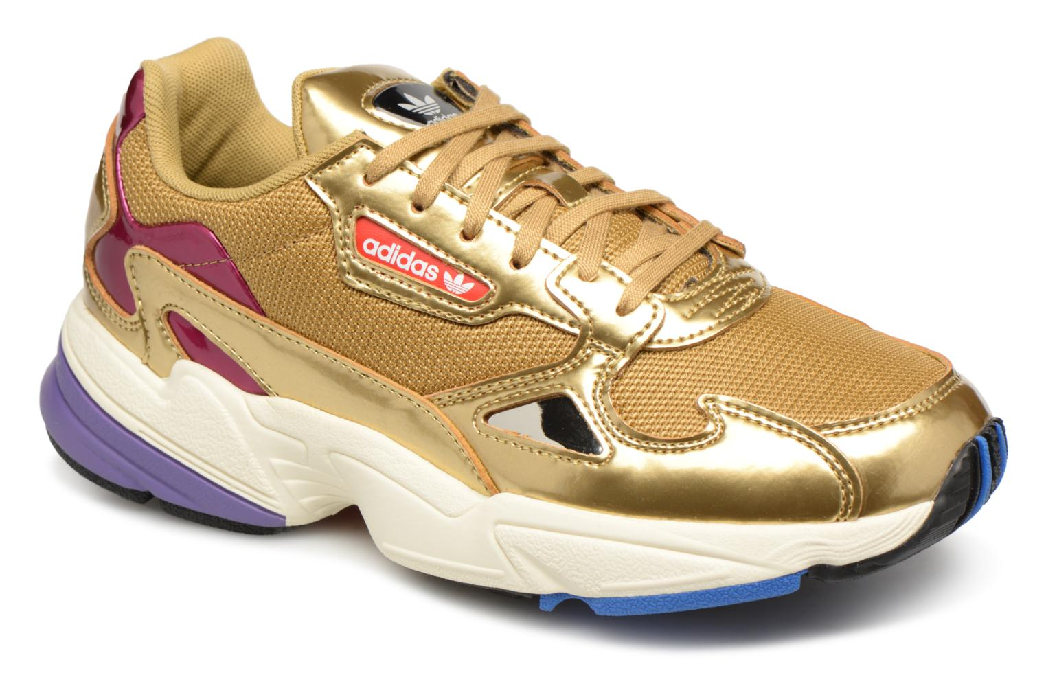 Adidas Originals Falcon W Baskets Basses Ormeta/Ormeta/Blacas