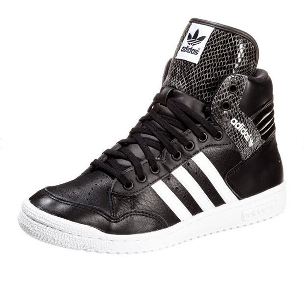 Adidas Originals PRO CONFERENCE Baskets montantes noir