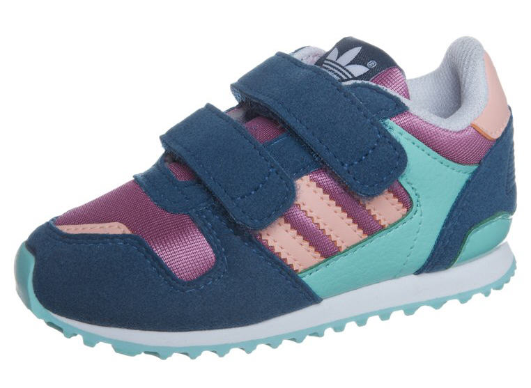 adidas Originals ZX 700 CF - Baskets basses bleu - Zalando