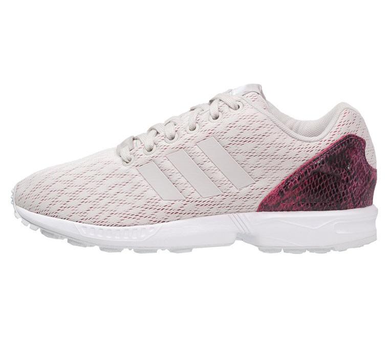 Adidas Originals ZX FLUX Baskets basses pearl greyjoy pink
