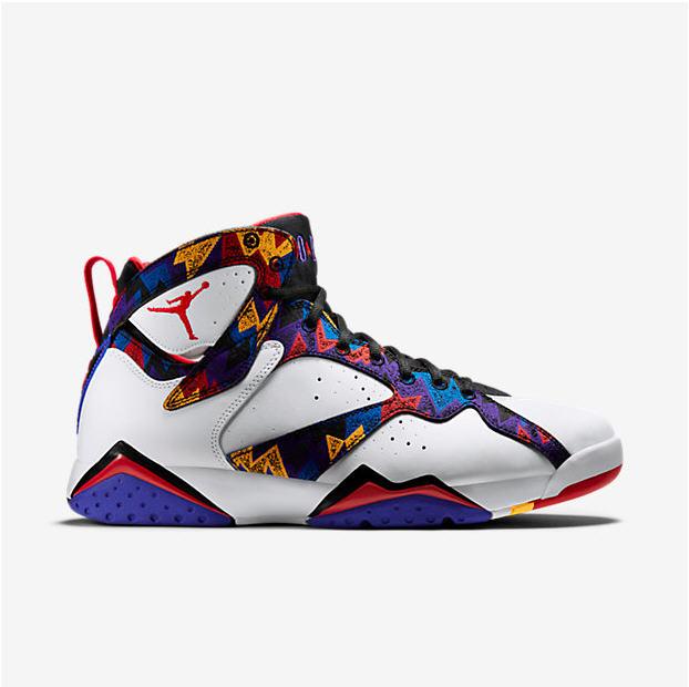 Chaussure Air Jordan 7 Retro Baskets Homme Nike Ventes