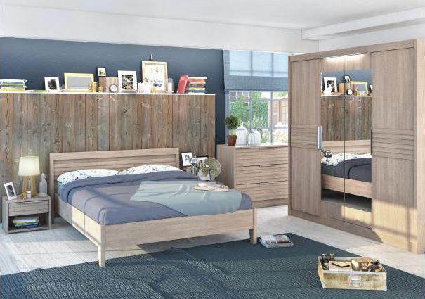 armoire 4 portes design bois clair bea armoire miliboo ventes pas. Black Bedroom Furniture Sets. Home Design Ideas