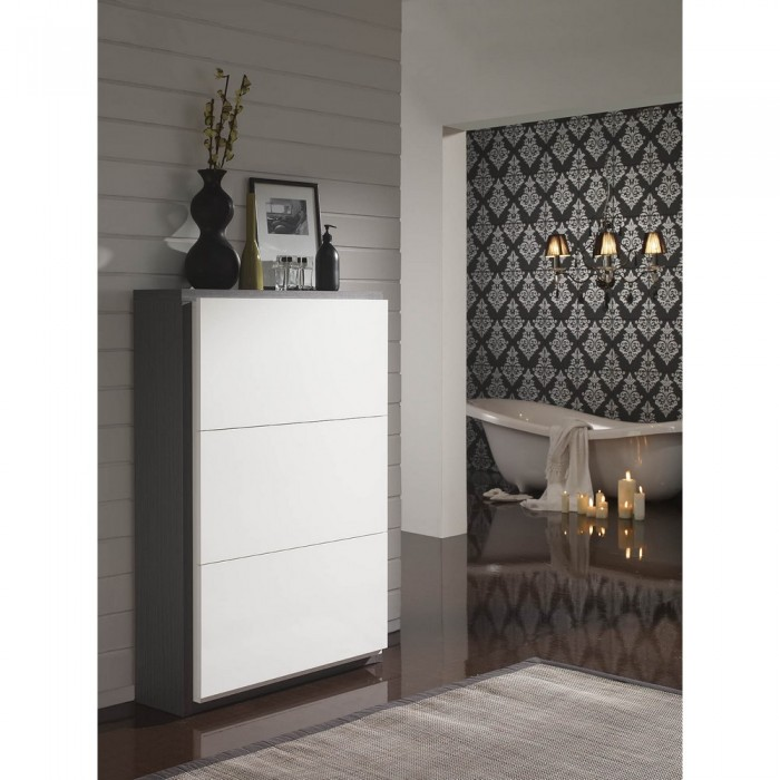 meuble chaussures atylia meuble chaussures blanche clubs ventes pas. Black Bedroom Furniture Sets. Home Design Ideas