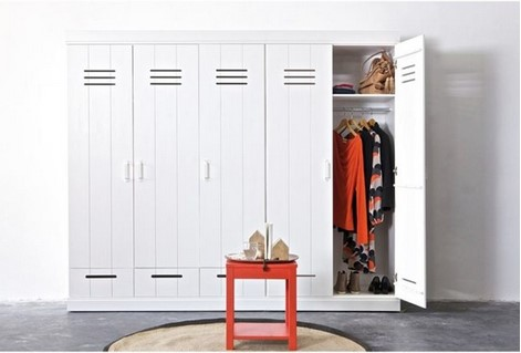 soldes armoire la redoute armoire vestiaire connect blanc drawer ventes pas. Black Bedroom Furniture Sets. Home Design Ideas
