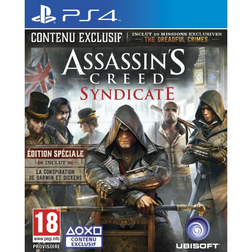 Assassin's Creed Syndicate Edition Spéciale