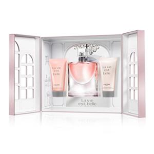 Coffret f te des m res la vie est belle eau de parfum 50ml - Parfum lancome la vie est belle pas cher ...