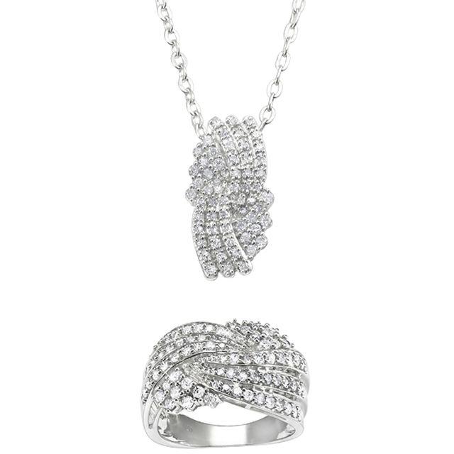 bague croisade diamants pend bague m6 boutique ventes pas. Black Bedroom Furniture Sets. Home Design Ideas
