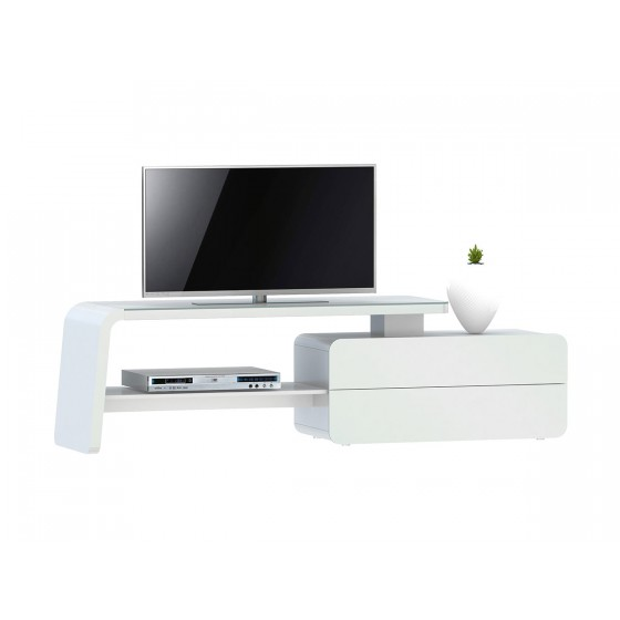 Banc tv design futurist atylia meuble tv atylia ventes for Atylia meuble tv