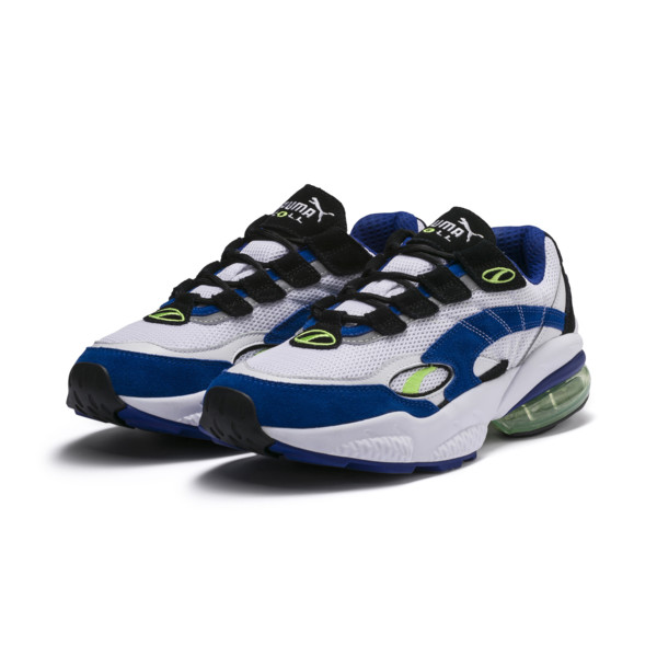 PUMA Cell Venom Baskets basses Basket Puma White-Surf The Web