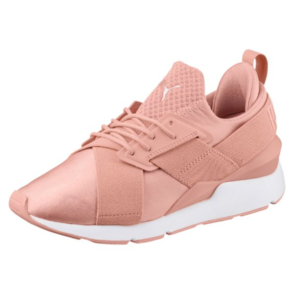 PUMA Basket Muse Satin En Pointe