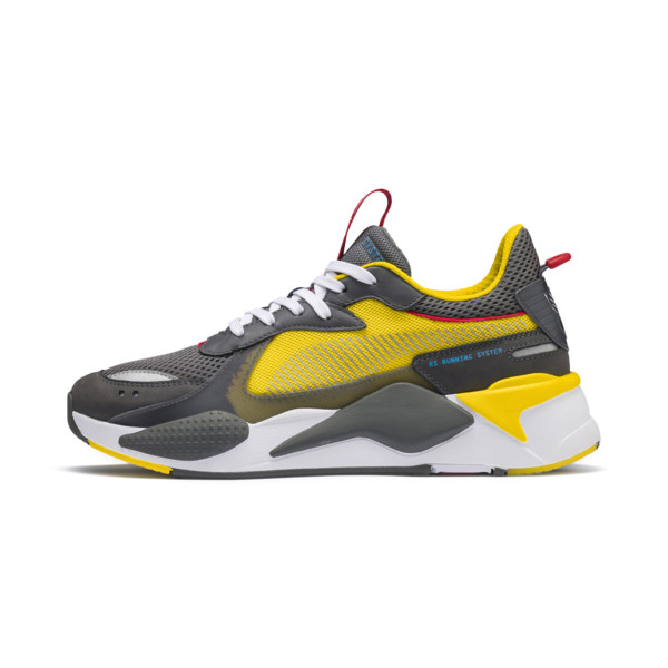 PUMA Baskets x TRANSFORMERS RS-X Bumblebee