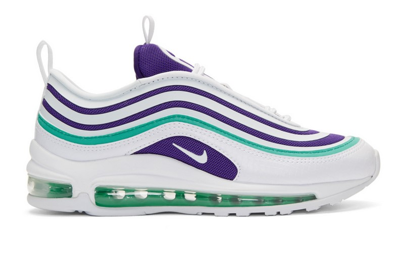Nike Baskets blanches Air Max 97 Ultra '17 SE pour Femme