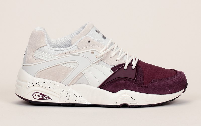 Baskets multimatières Blaze Winter Tech Trinomic Puma, Baskets Femme Monshowroom