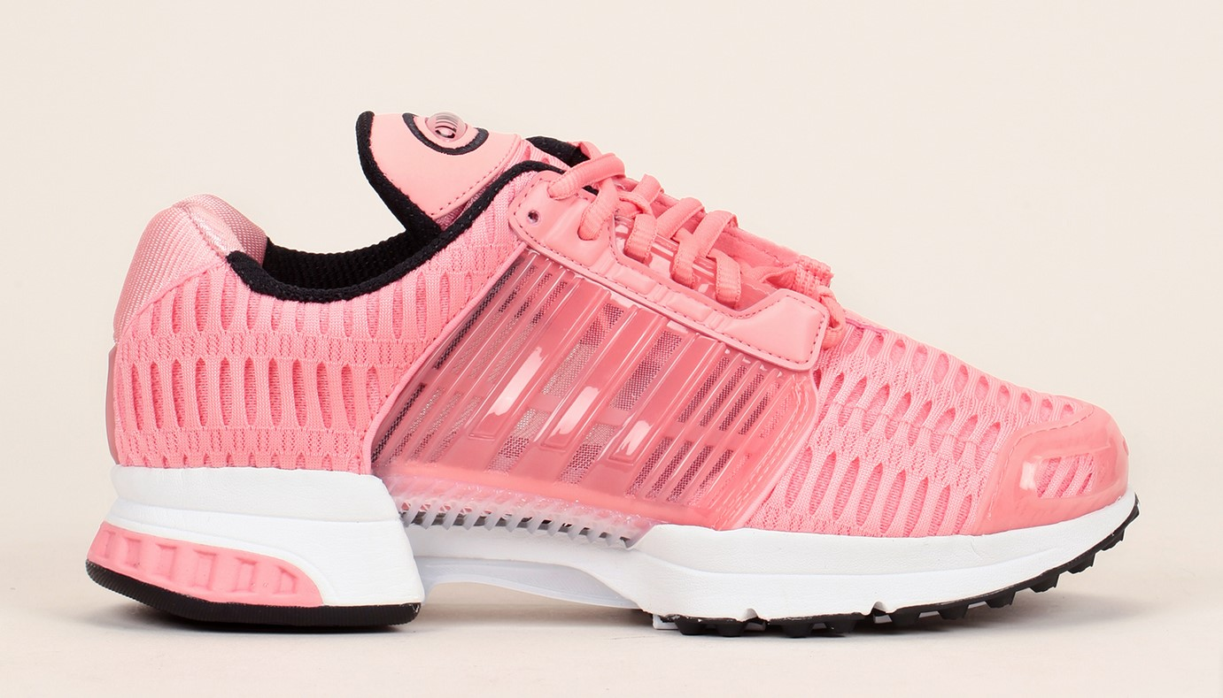 Baskets multimatières roses Clima Cool Adidas Originals, Baskets Femme Monshowroom