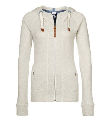 Sweat zippé Bench LONGAY gris, Sweats Zippés Zalando