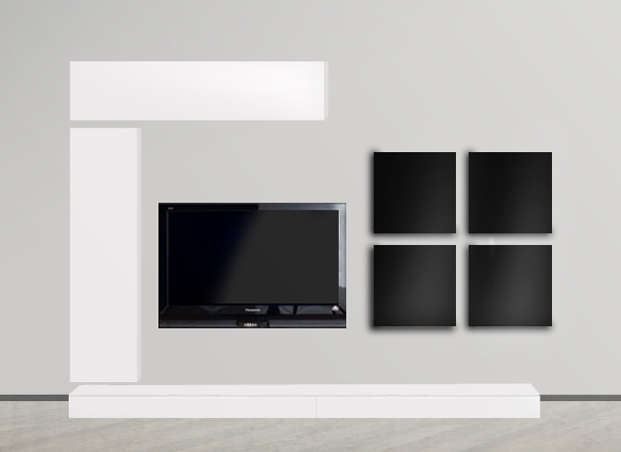 meuble tv pas cher solde sammlung von. Black Bedroom Furniture Sets. Home Design Ideas