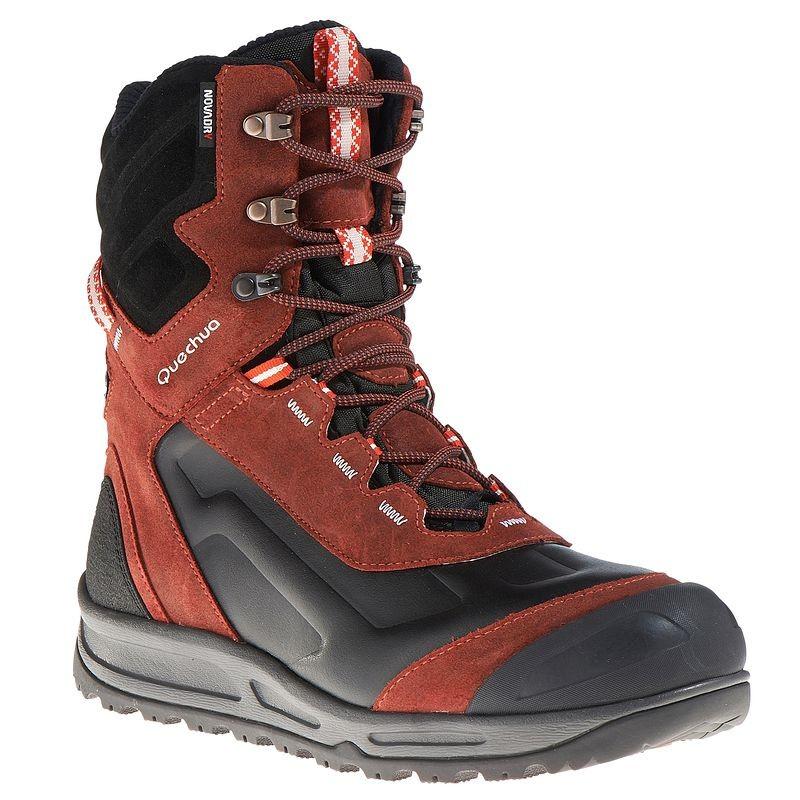 best sneakers ac4f3 b069d Chaussures Homme Inuit 700 QUECHUA - Soldes Chaussures de randonnée  Decathlon