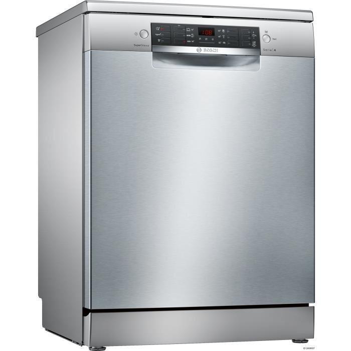 BOSCH SMS46II17E Lave vaisselle posable 13 couverts