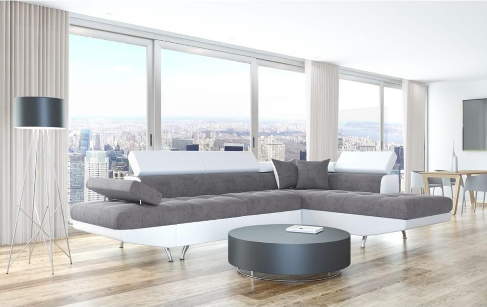 canap angle droit bimati re chicago pas cher canap. Black Bedroom Furniture Sets. Home Design Ideas