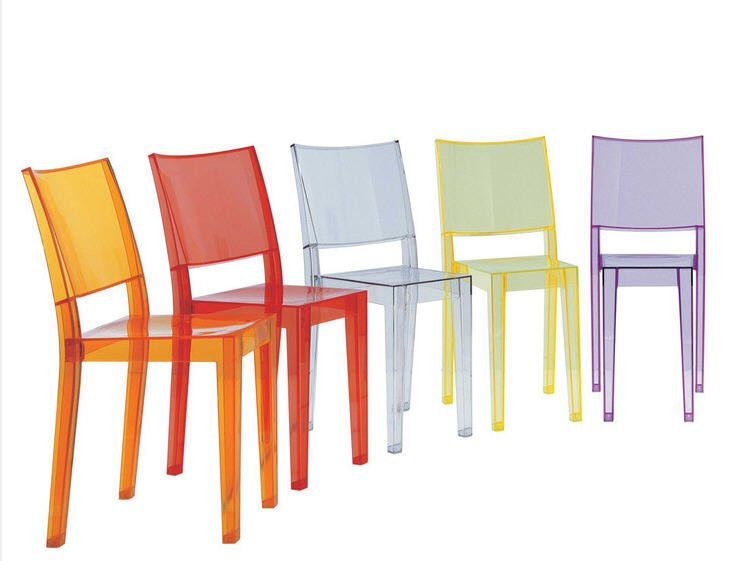 Chaises made in design chaise la marie kartell chaise for Chaise kartell starck pas cher