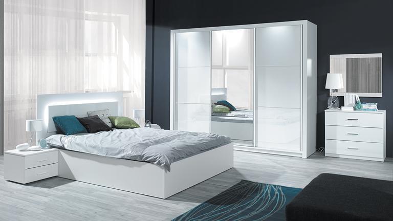 Chambre Complete Laquee Siari Chambre Complete Mobilier Moss Ventes Pas Cher Com