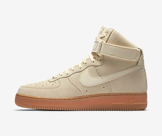 Nike Air Force 1 High '07 LV8 Suede pas cher - Baskets Homme Nike