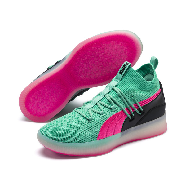PUMA Baskets Clyde Court Disrupt Biscay Green