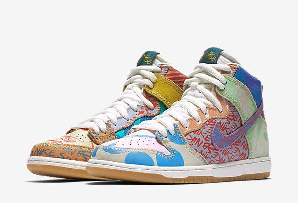 Nike SB Zoom Dunk High Premium pour Homme