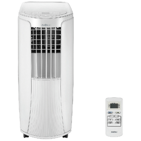 Climatiseur mobile DAITSU 2640W - ManoMano