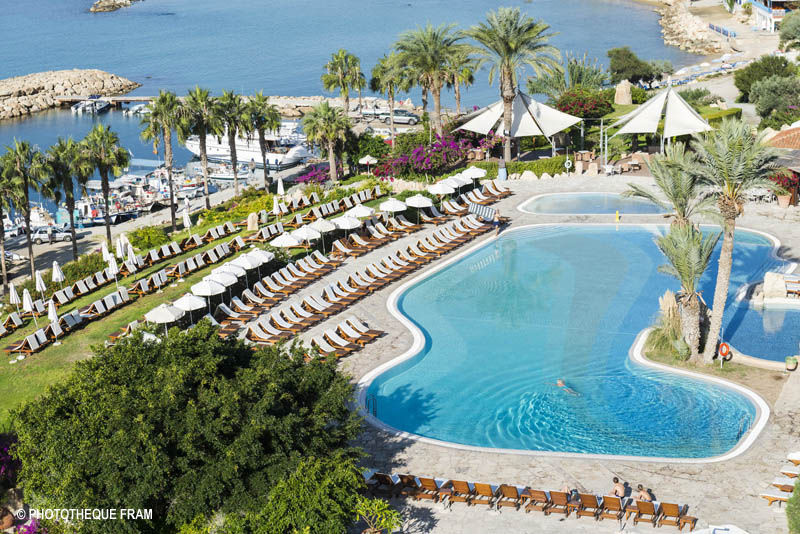Club Framissima Coral Beach Hotel & Resort 5* - Voyage pas cher Chypre Carrefour Voyages
