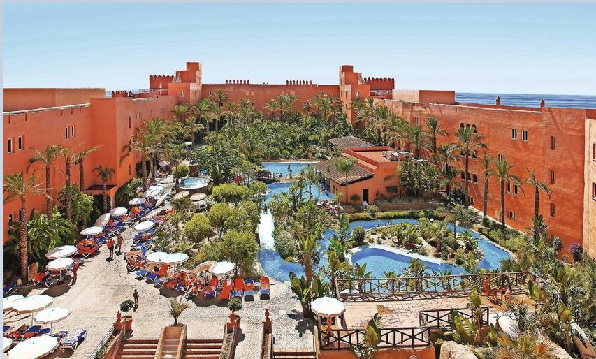 Club Jet tours Playacalida SPA 4* à Almunecar en Espagne