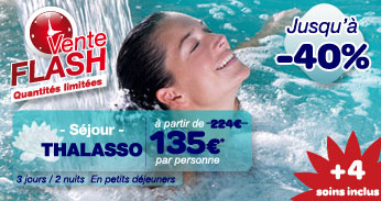 Promo s jour thalasso carrefour voyages ventes pas - Ventes flash marmara ...
