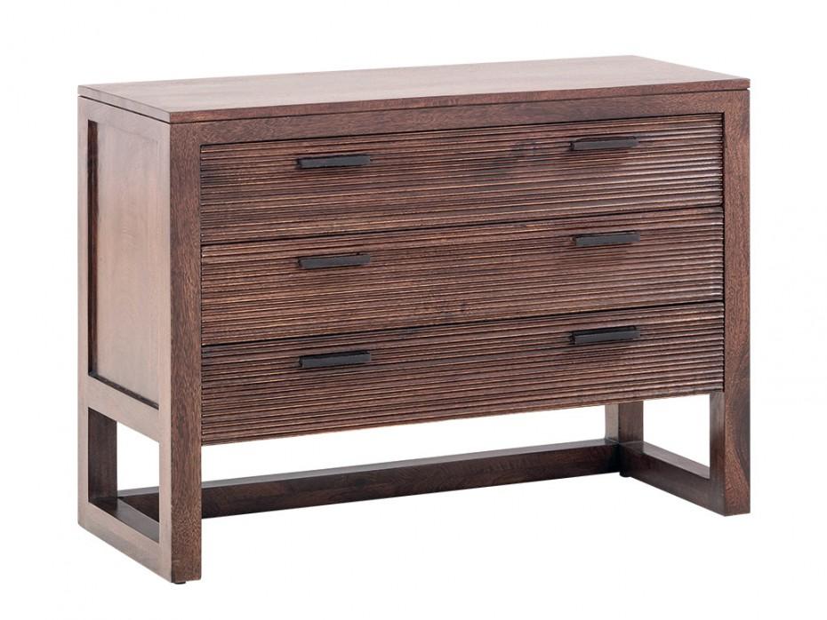 commode amiya 3 tiroirs acacia massif commode vente unique ventes pas. Black Bedroom Furniture Sets. Home Design Ideas