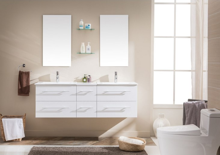 CONCEPT USINE Ensemble de salle de bains Complet VENUS B