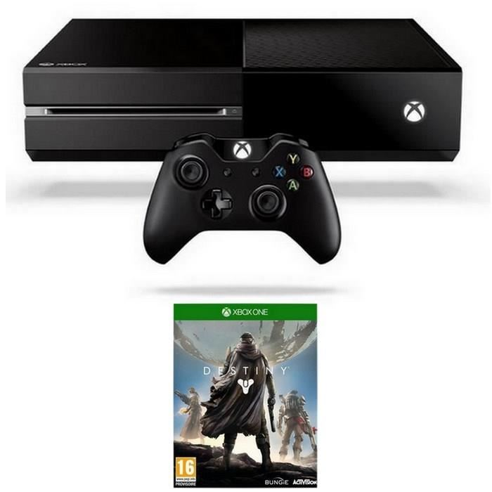 console xbox one destiny jeu xbox one cdiscount. Black Bedroom Furniture Sets. Home Design Ideas