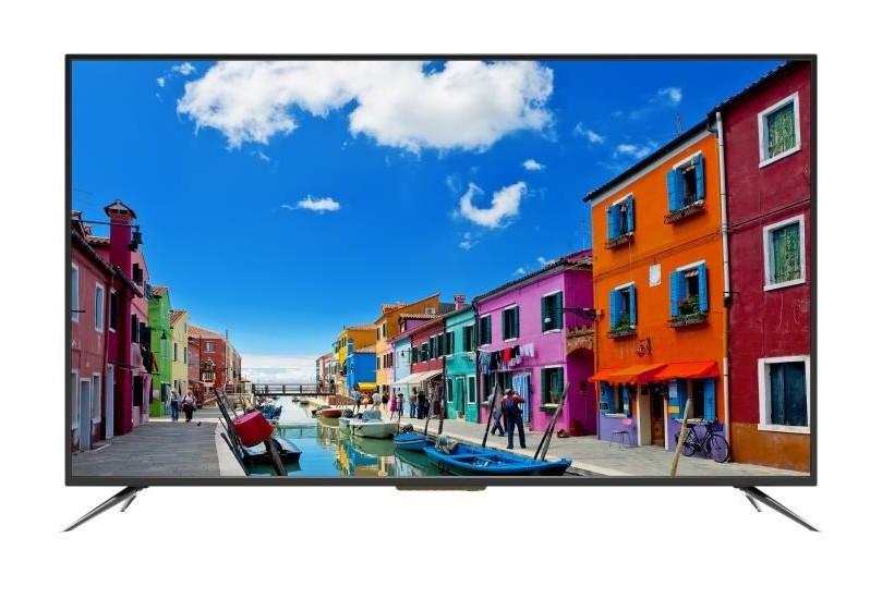 Continental Edison TV 4K UHD 140 cm pas cher, Soldes Téléviseur Cdiscount
