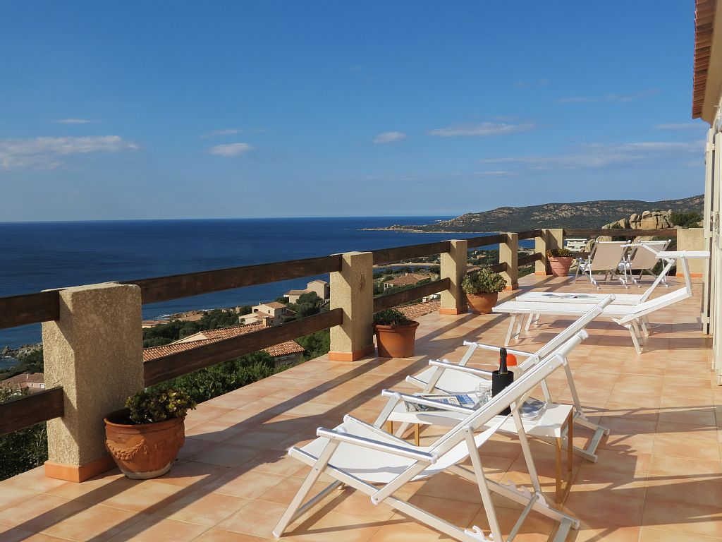 Abritel location corse villa privative 8 personnes vue sur for Villa pas cher france