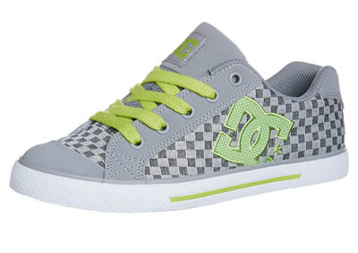 DC Shoes CHELSEA Baskets basses gris, Baskets basses Zalando