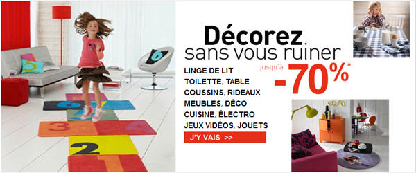 Maison deco et loisirs bricolage meubles achat for Les aubaines meubles