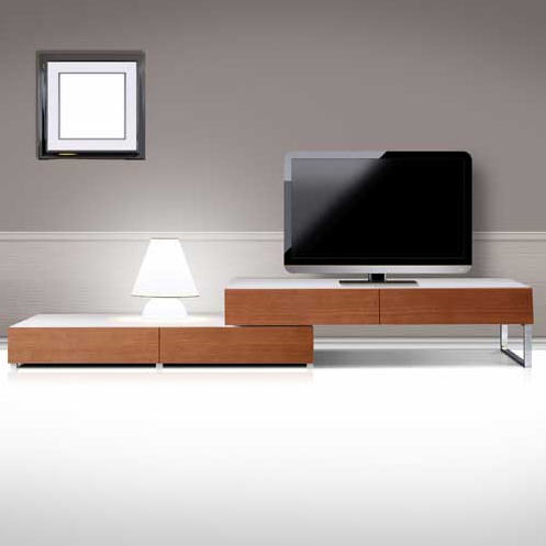Meubles Tv Decoclico Meuble Tv Pivotant Design Lima Axe